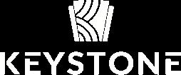 Keystone Logo White