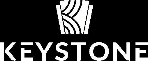 Keystone Logo White@2x